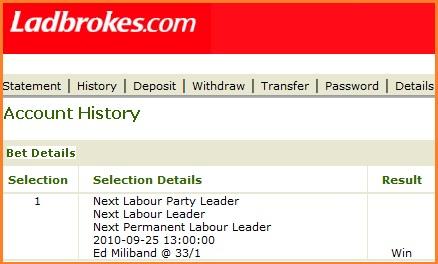 Ladbrokes ticket check